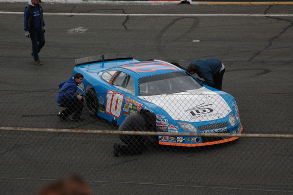 Owen Riddle #10 late model