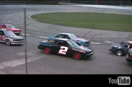 Josh Biehl, Road Runner, Stock car, you tube video