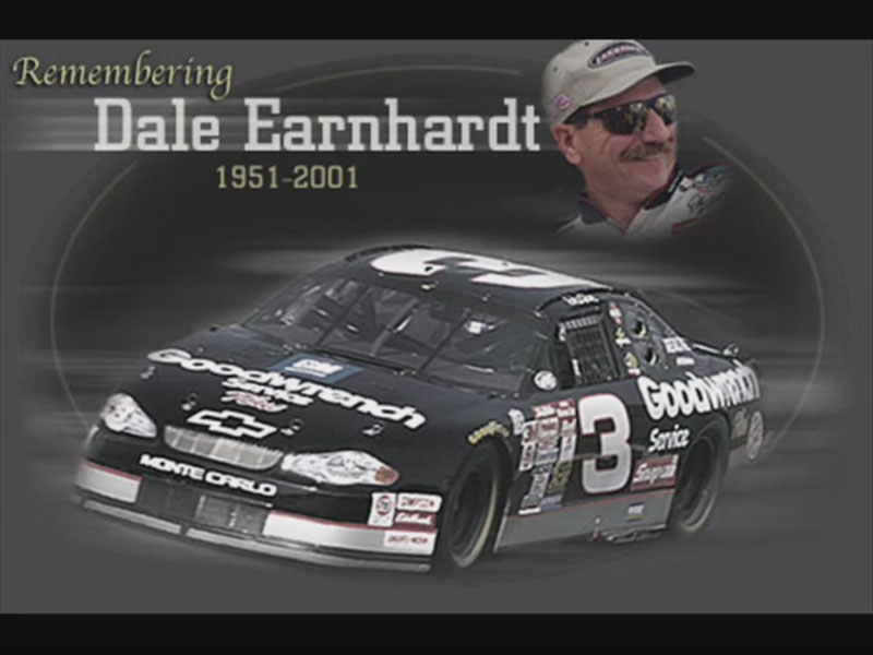 Dale Earnhardt the Intimidator Nascar