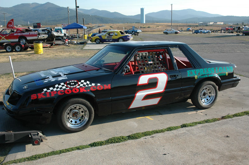 josh beihls new car 1986 mustang