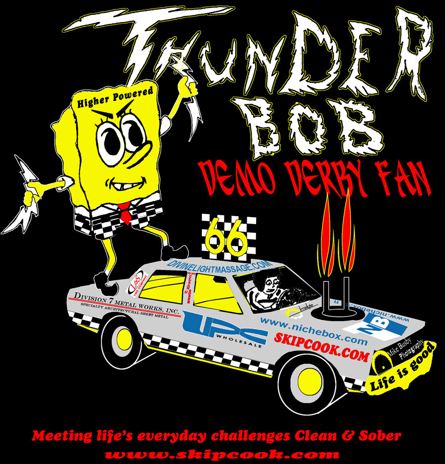 Thunder Bob 2009 graphic